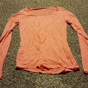 Girls Med MUDD long sleeved shirt